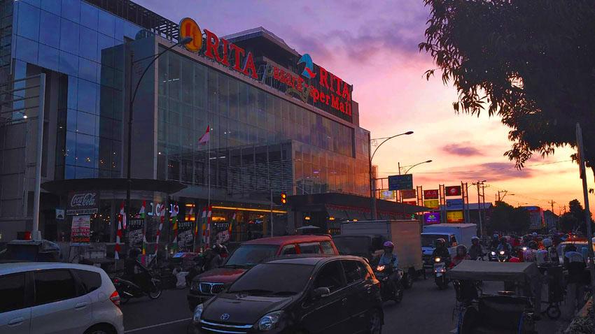 Mall Rita Purwokerto