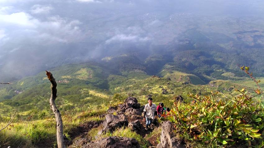 info gunung sindoro terbaru