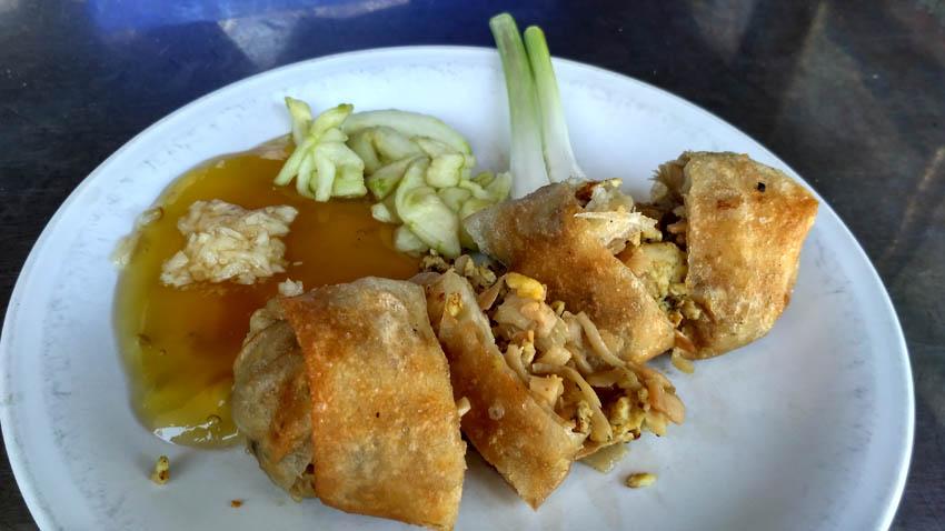 lumpia gang lombok halal