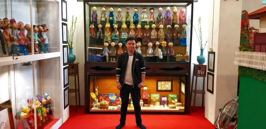 museum wayang yensen