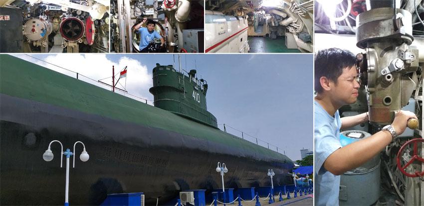 sejarah monumen kapal selam surabaya