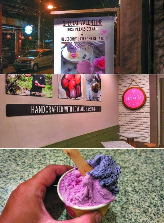 gelato secrets bali
