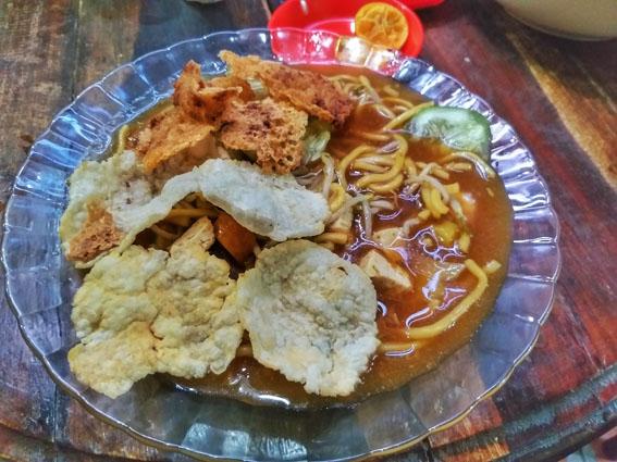 Mie Belitung Lao Hoe