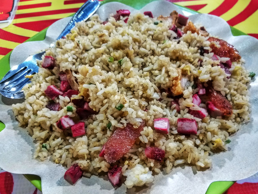 "NASI GORENG SAM CAN ""AHIEN"""