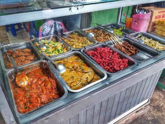 vegetarian restaurant glodok 2