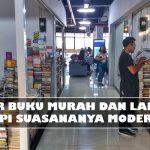 Jalan-Jalan Wisata Buku Pasar Kenari di Jakarta, Ada Apa Saja?
