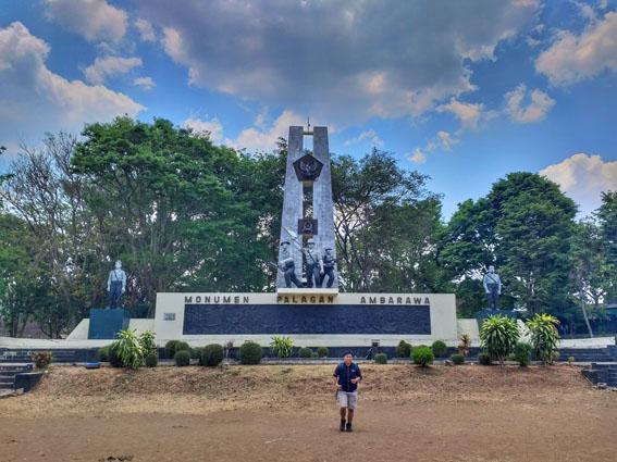 monumen palagan ambarawa semarang