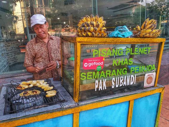 pisang plenet