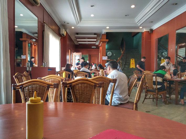 Kwetiaw kerang Singapore Pluit