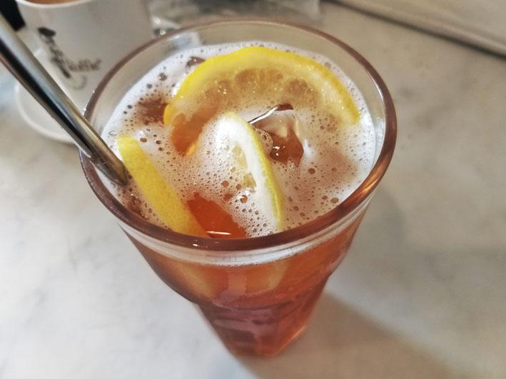 Lemon tea bakoel koffie